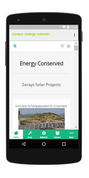 Zorays Solar Pakistan poster