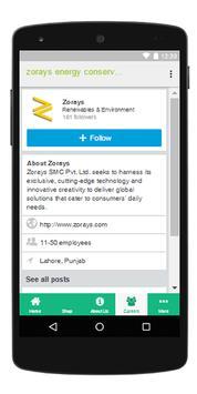 Zorays Solar Pakistan apk screenshot
