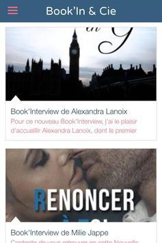 Book'In & Cie apk screenshot