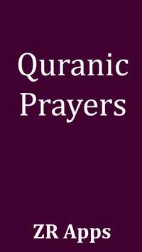 Quranic Prayers(Supplications) poster