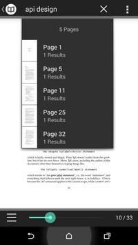 PDF Reader apk screenshot