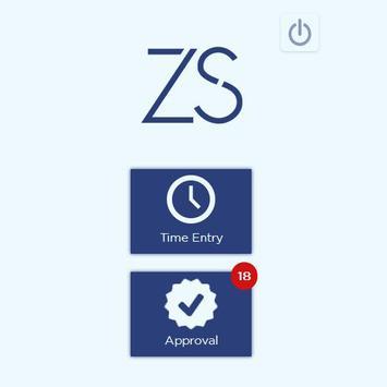 ZS Mobile Application apk screenshot
