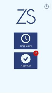 ZS Mobile Application poster
