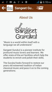 Sangeet Gurukul apk screenshot