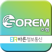 바른정보통신 소렘S(SoremS)위치추적 mgzone icon