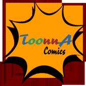 ToonnA Comics icon