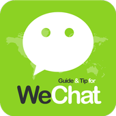 Guide for WeChat Message, Call icon