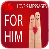 Love Messages For Him 2016 icon