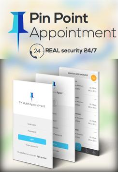 Pinpoint Appt. for Agents poster