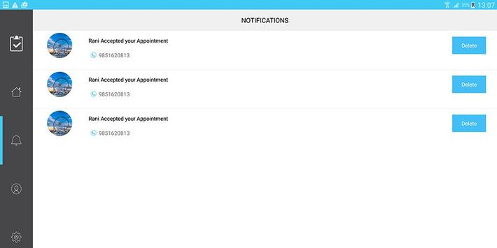 Pinpoint Appt. for Agents apk screenshot
