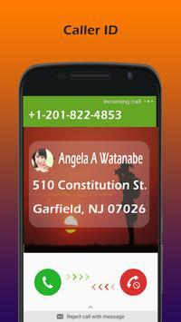 Tru Dialer Location apk screenshot