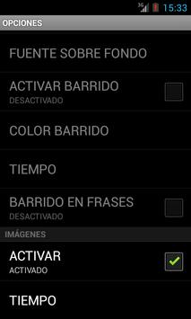 Comunicador apk screenshot