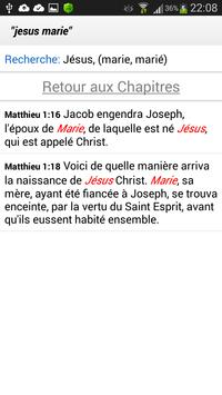 Concordance Biblique apk screenshot