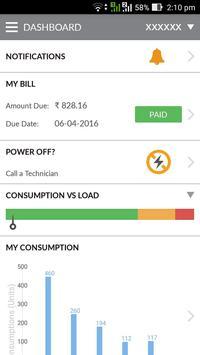 Torrent Power Connect apk screenshot