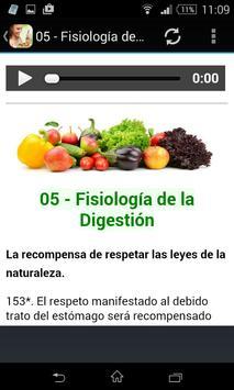 Consejos Régimen Alimenticio apk screenshot