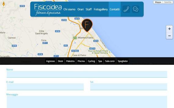 Fisicoidea Fitness & Piscina apk screenshot