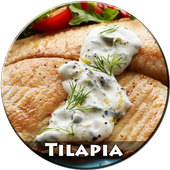 Tilapia Recipes icon