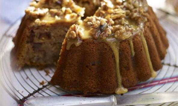 Banana Cake Cook Book Recipes apk screenshot