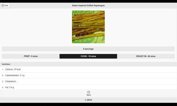 CookBook: BBQ Recipes 3 apk screenshot