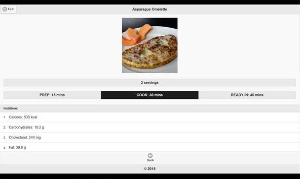 CookBook: Breakfast Recipes apk screenshot