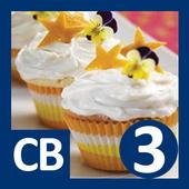 CookBook: Cake Recipes 3 icon