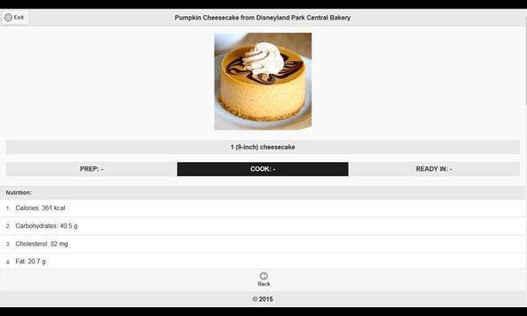 CookBook: Cake Recipes 3 apk screenshot