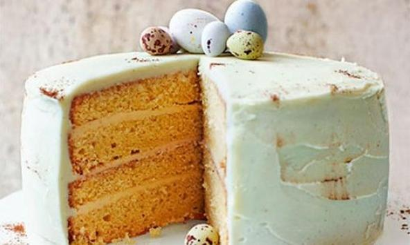 Cake Recipes Book Free poster