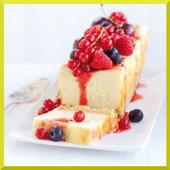 芝士蛋糕食谱菜谱 icon