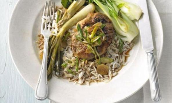 Chinesische Rezepte Cook Buche apk screenshot