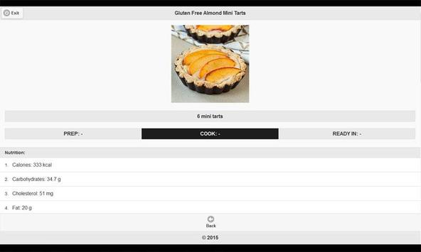 CookBook: Dessert Recipes 2 apk screenshot