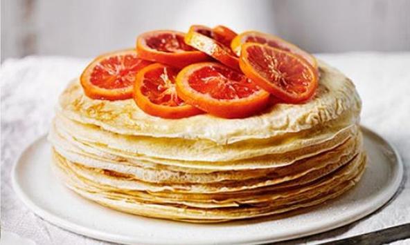Pancake Recipes Cooking Book apk screenshot