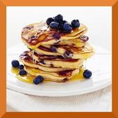 パンケーキのレシピクッキングブック icon