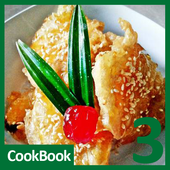 CookBook Resep Kue & Camilan 3 icon
