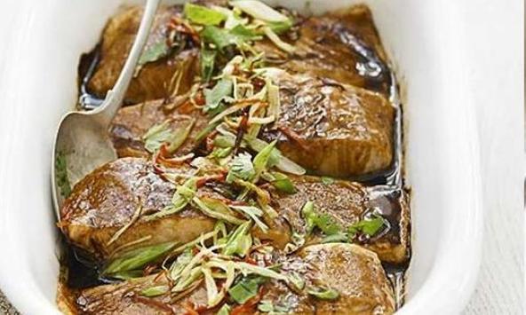 鲑鱼的食谱免费的书 apk screenshot