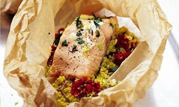 Salmon Recipes Free Book apk screenshot