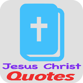 Jesus Christ Bible Quotes icon