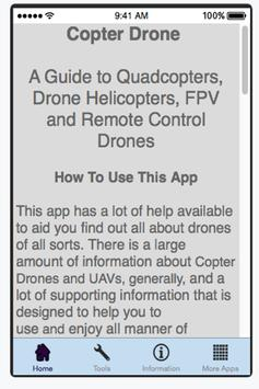 Copter Drone: A Guide apk screenshot