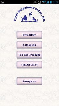 Coral Veterinary Clinic apk screenshot