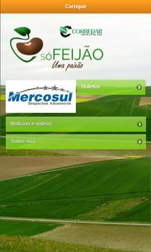 So Feijão - Correpar apk screenshot