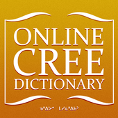 Online Cree Dictionary icon