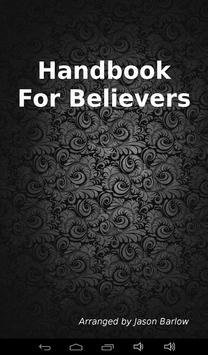 Handbook For Believers poster