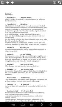 Handbook For Believers apk screenshot