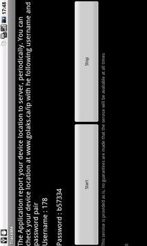 TraceMe apk screenshot