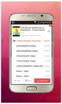 HD Vid Mate video Downloader apk screenshot