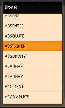 Devil's Dictionary apk screenshot