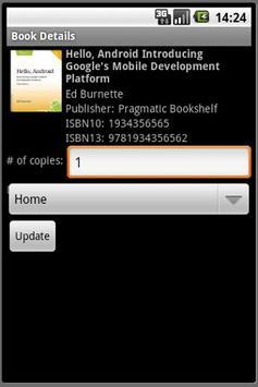 Papyrus Library apk screenshot