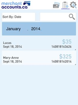 Merchant Accounts.ca Payments apk screenshot