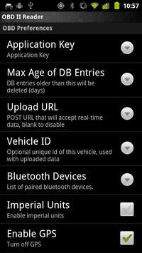 Imtech Obd Tracker apk screenshot