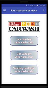 Four Seasons Car Wash apk screenshot