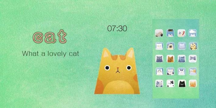 Cute Cat Catch apk screenshot